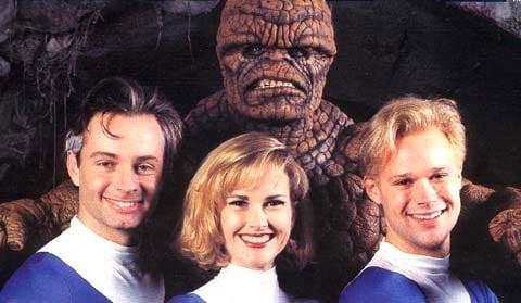 The Original Fantastic Four