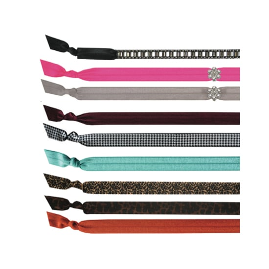 I look no further than Emi-Jay($6) when it comes to headbands that stay put. They're ideal for keeping strands away from your face as the temperatures rise. Plus, I know they won't make a crease in my hair. — Kirbie Johnson