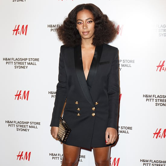 H&M Sydney Pitt St Mall Store Launch Red Carpet