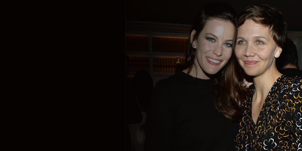 An Oreo Suit and Bespoke Costumes? Liv Tyler and Maggie Gyllenhaal's Halloween Memories