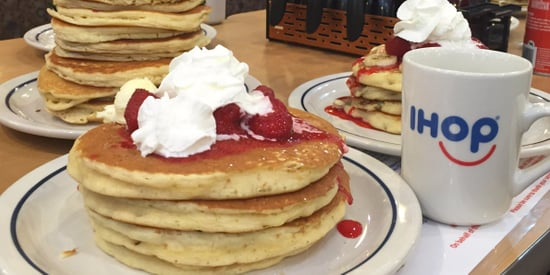 The president of IHOP shares the two best pieces of career advice he's ever received