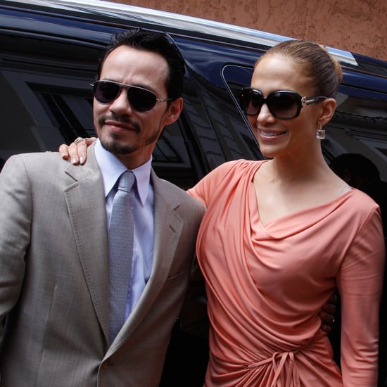 Pictures of Jennifer Lopez and Marc Anthony in Bayamon, Puerto Rico 2011-03-04 15:10:00