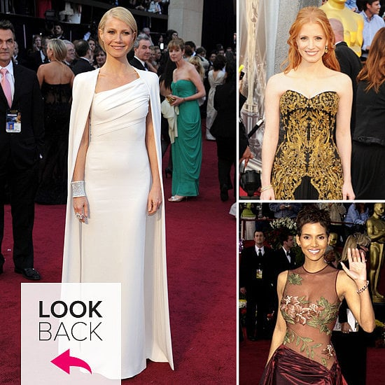 It's Oscars night! Brush up on the most iconic fashion moments with our red-carpet recap from award shows past.