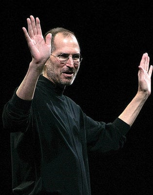 Steve Jobs Takes a Leave of Absence Due to Health Issues