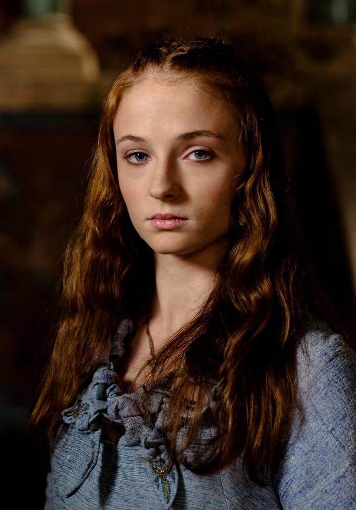 Sansa Stark, Season One