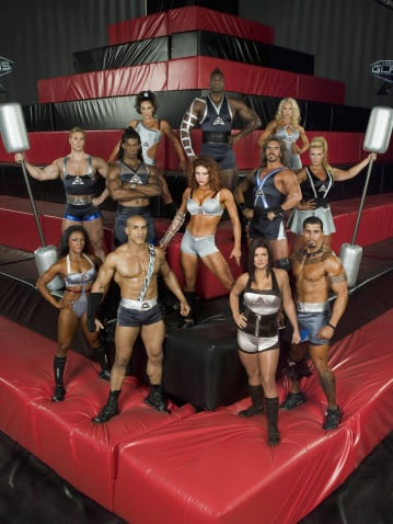 Buzz In: What Would Be Your American Gladiator Name?
