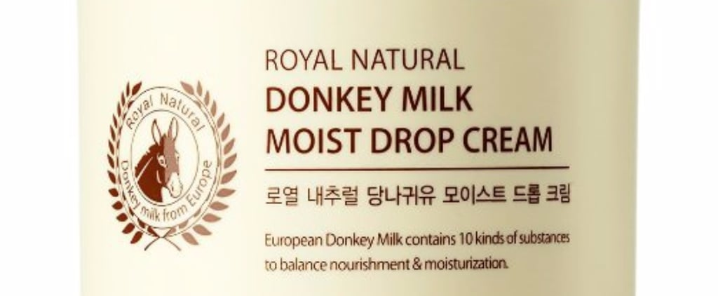 Donkey Milk Is the Hottest New K-Beauty Trend You Need to Try