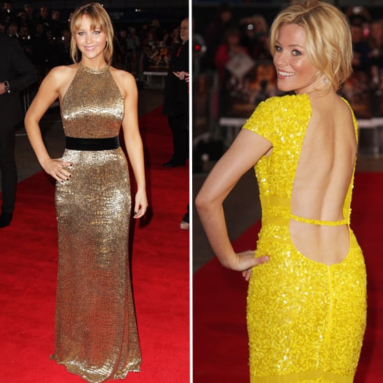 Hunger Games London Premiere Red-Carpet Pictures