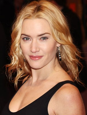 Kate Winslet at the 2010 BAFTA Awards 2010-02-21 11:32:11