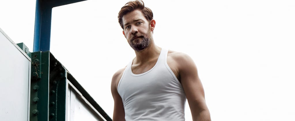 Holy Hell, John Krasinski Has Never Looked Hotter