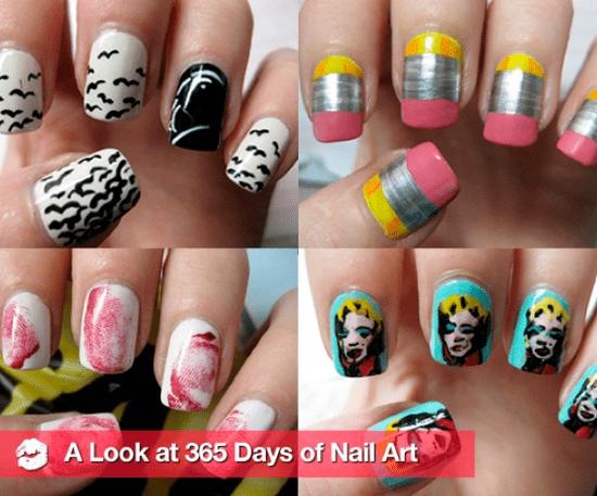 Sugar Shout Out: 365 Days of Nail Art!