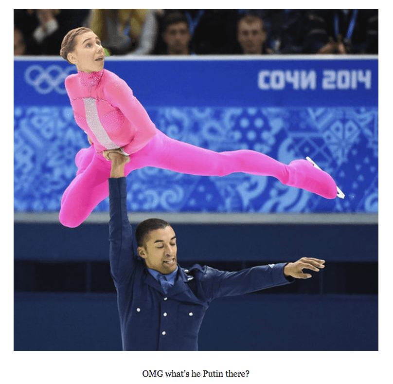 The Shoshi Games Tumblr Is Kind of Perfect