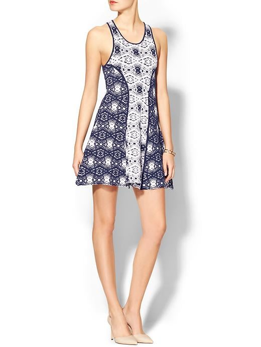 Parker Printed Dress