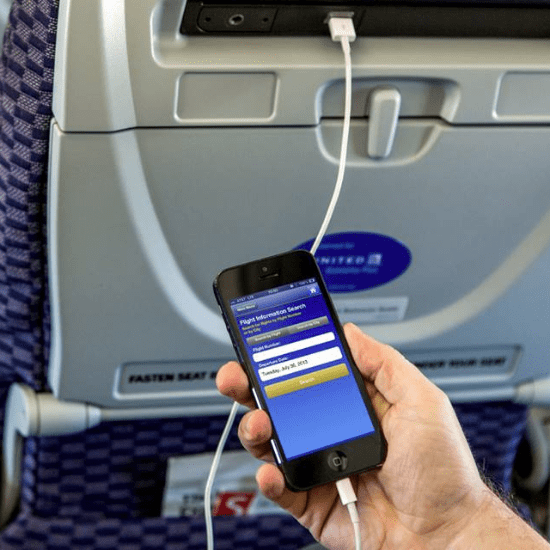 United Airlines In-Flight Movies For iOS