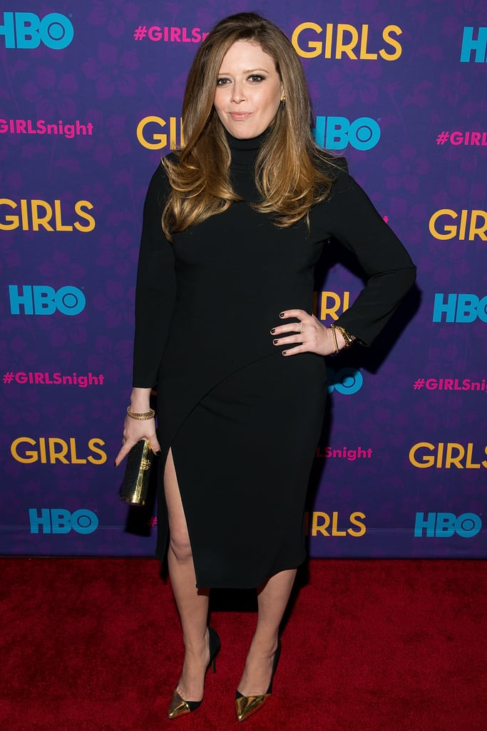 Orange Is the New Black's Natasha Lyonne showed some leg.
