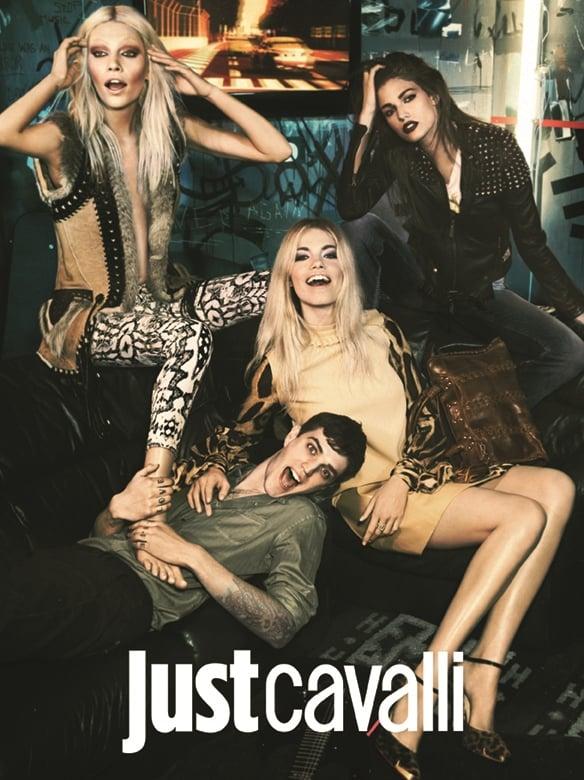 Just Cavalli Fall 2012 Ad Campaign