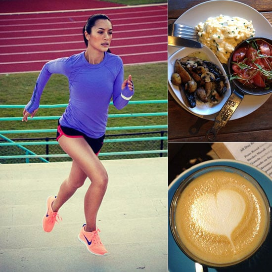 My Day on a Plate: Sporteluxe Blogger, Bianca Cheah