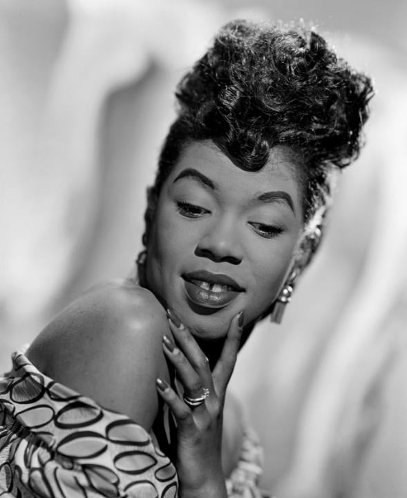Sarah Vaughan's Volume