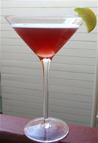 Happy Hour: Blueberry Martini