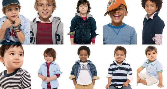 The Best of Gap's Boys!