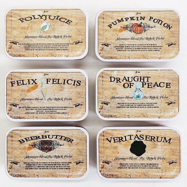 Harry Potter Tea Sampler