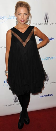 Rachel Zoe at 2011 Golden Globes Awards Afterparty