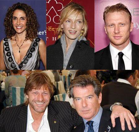 Thurman, Brosnan, McKidd to Play Greek Gods