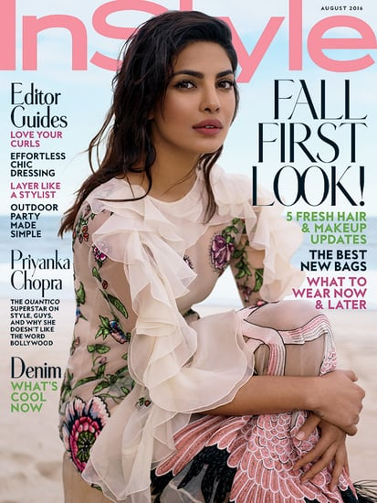 Priyanka Chopra's Style Mantra Is for All of Us: 'If You're Not Confident, You're Never Going to Be Sexy'