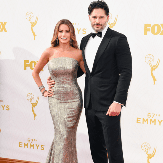 Sofia Vergara and Joe Manganiello Heat Up the Emmys Red Carpet