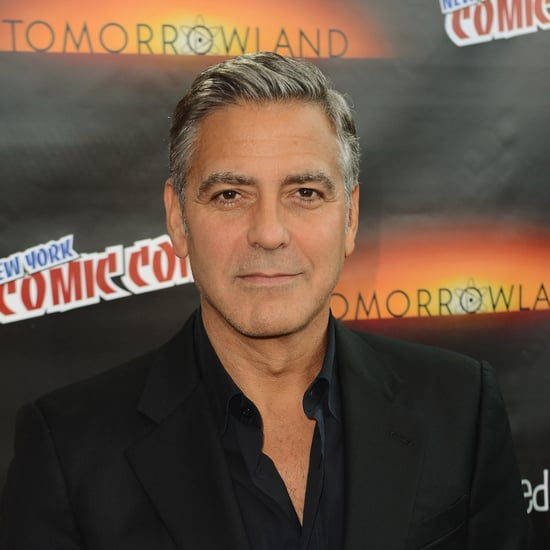 George Clooney on the Sony Hack and The Interview Movie