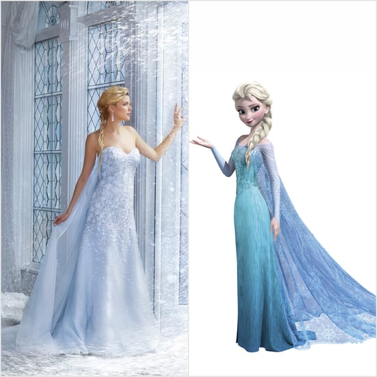 Which Disney Princess Wedding Dress Is Right For You?