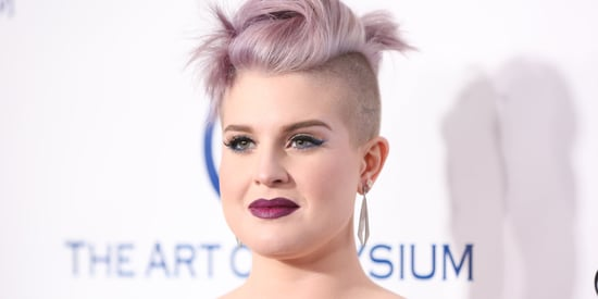 Kelly Osbourne Debuts New Head Tattoo In Solidarity With Orlando Victims