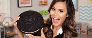 Supersize Your Oreo Cookie!