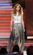 Jennifer took to the Idol stage in a Lanvin lamé maxi and coordinating top.
