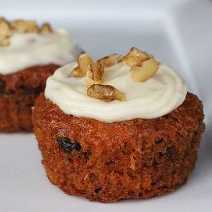 Vegan Carrot Cake Cupcakes Take Over World