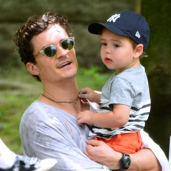 Cute Celebrity Family Pictures | July 2013
