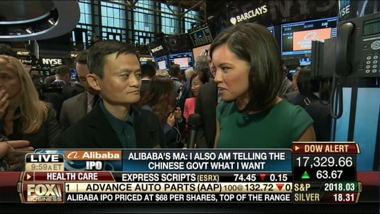 How She Got There: Jo Ling Kent, Fox Business Correspondent