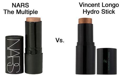 Vincent Longo and Nars Bronzing Sticks