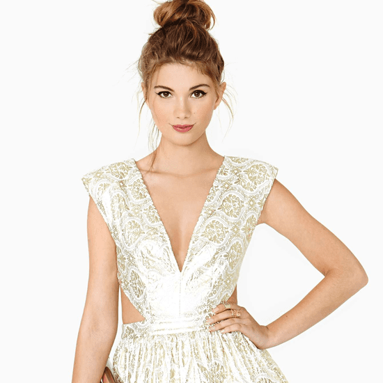 Gold and Silver Cocktail Dresses