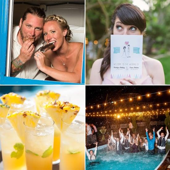28 Cool Ideas For a Summer Wedding