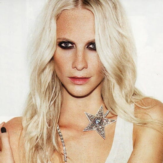 Poppy Delevingne's Modeling Pictures