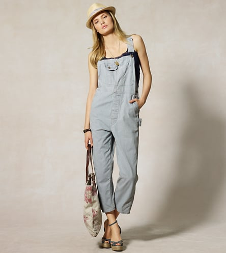 Try layering up a country-inspired style in overalls for more personality than your average denim. Just add a tank and your favorite platforms to take the look to a chicer place.   Rugby Bleach-Drop Denim Overalls ($150, originally $198)