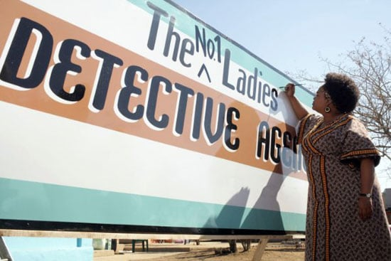 Video Promo for The No. 1 Ladies Detective Agency on HBO with Jill Scott