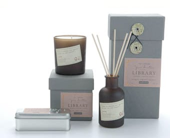 Paddywax Launches Candles Inspired by Thoreau, Austen, Whitman, Poe, and Dickens