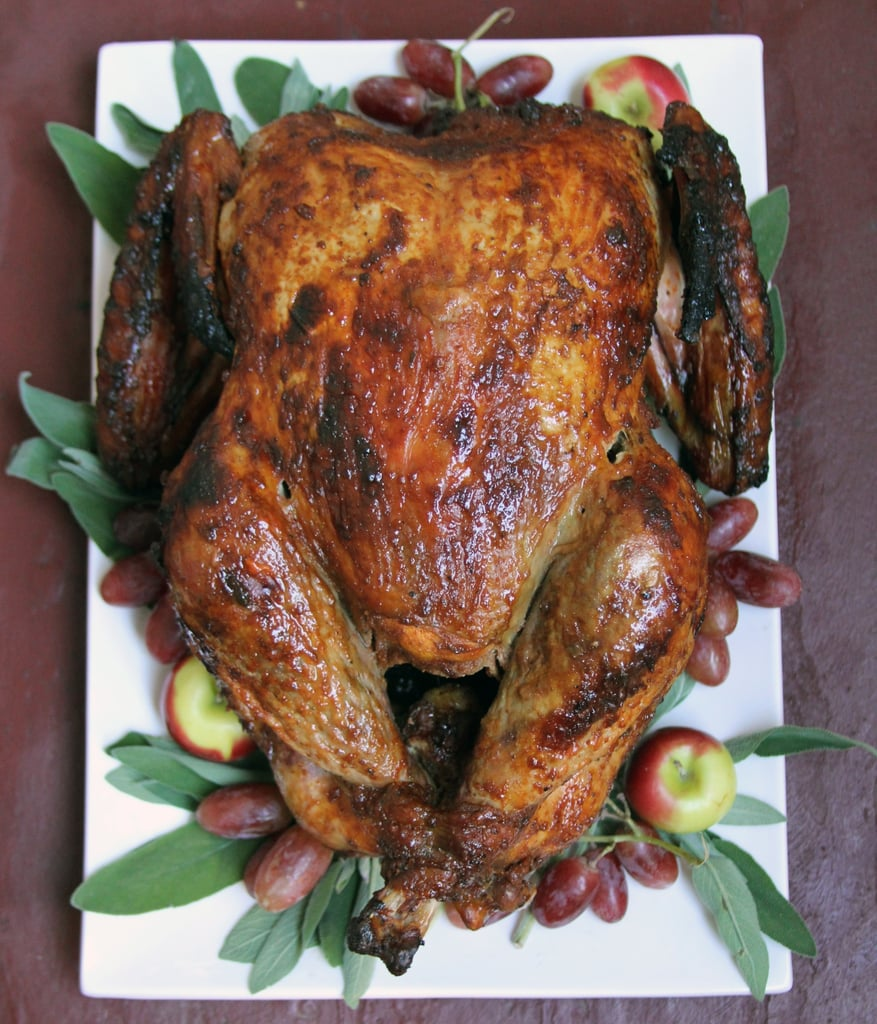 Intermediate: Bourbon-Glazed Turkey