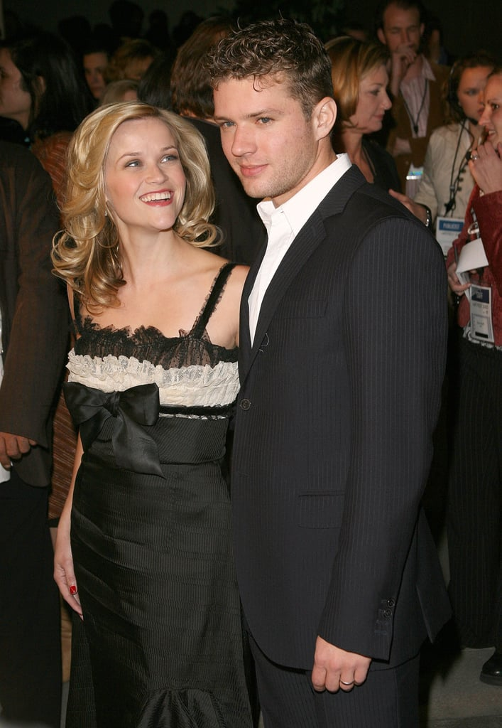 Reese Witherspoon and Ryan Phillippe