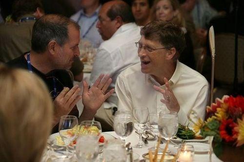 Bill and Steve's Excellent Dinner Adventures