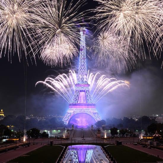 Bastille Day Fireworks in Paris 2014 | Pictures