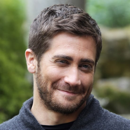 Pictures of Jake Gyllenhaal at a Source Code Photocall in Rome