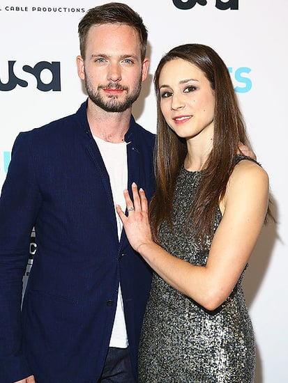 Patrick J. Adams Says His and Troian Bellisario's Wedding Date Will be Kept a Secret: 'That's Kind of Our Game Plan'